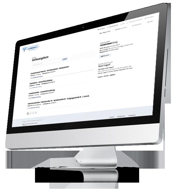 Webdesign-Referenz: Corporate Website Wagoncare (3)